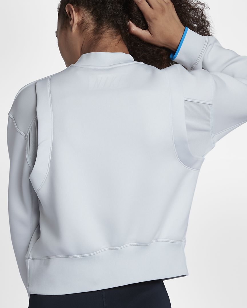 7d78f1f9ff5f womens nike therma sphere training jacket