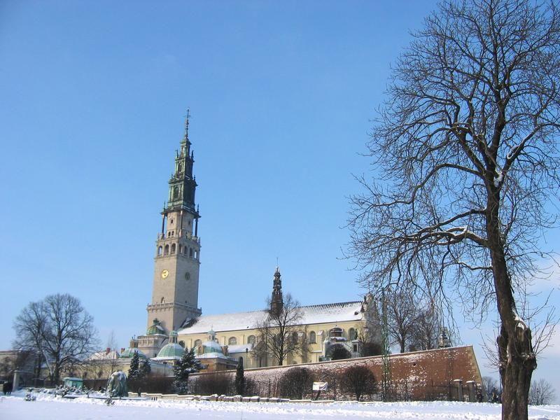 m_sak_jasna_gora_p1. / Jasna Góra, Klasztor, Częstochowa. Fot. M - Rusia