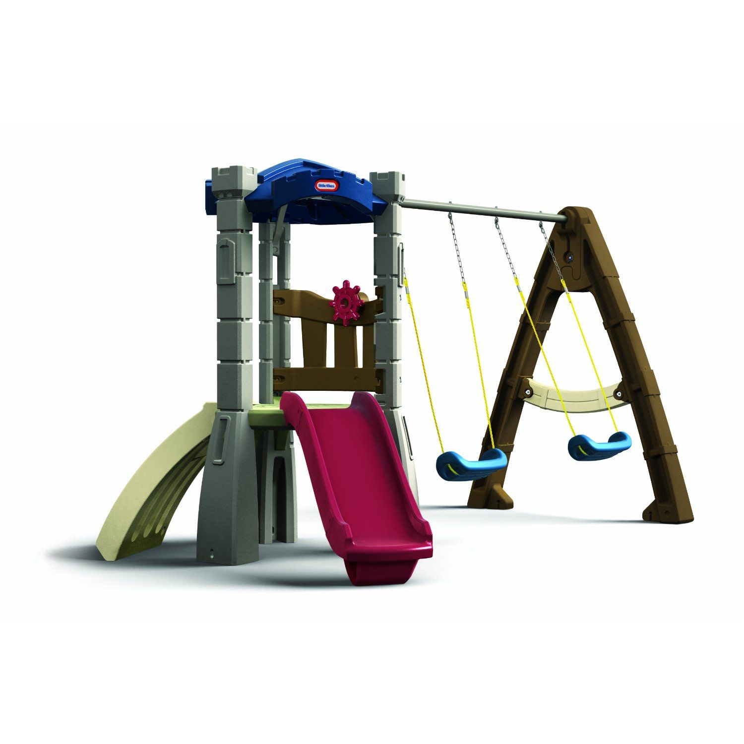 Amazing little tikes outdoor playset pictures children for Little tikes outdoor playset
