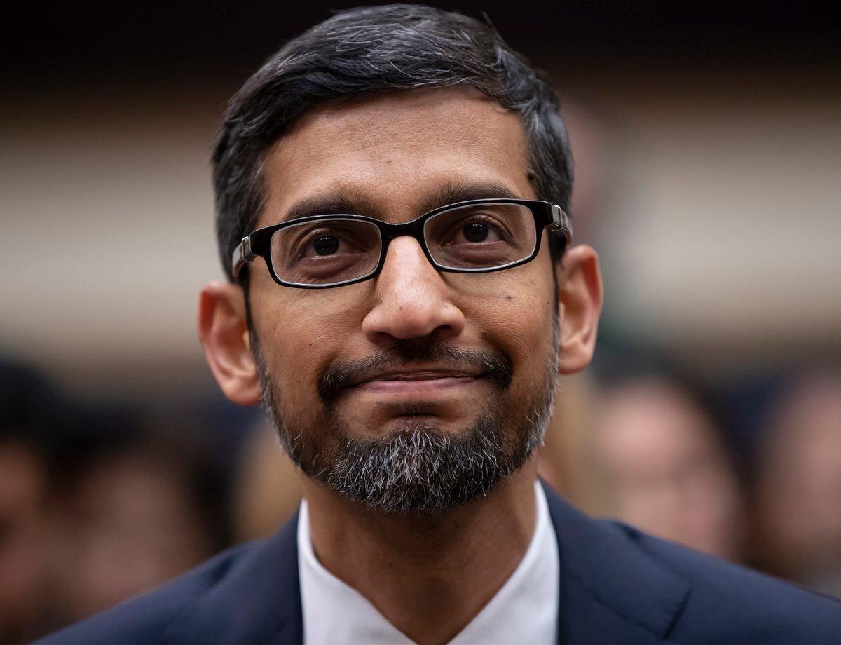 FOX NEWS Google CEO Sundar Pichai says AI fears are 'very