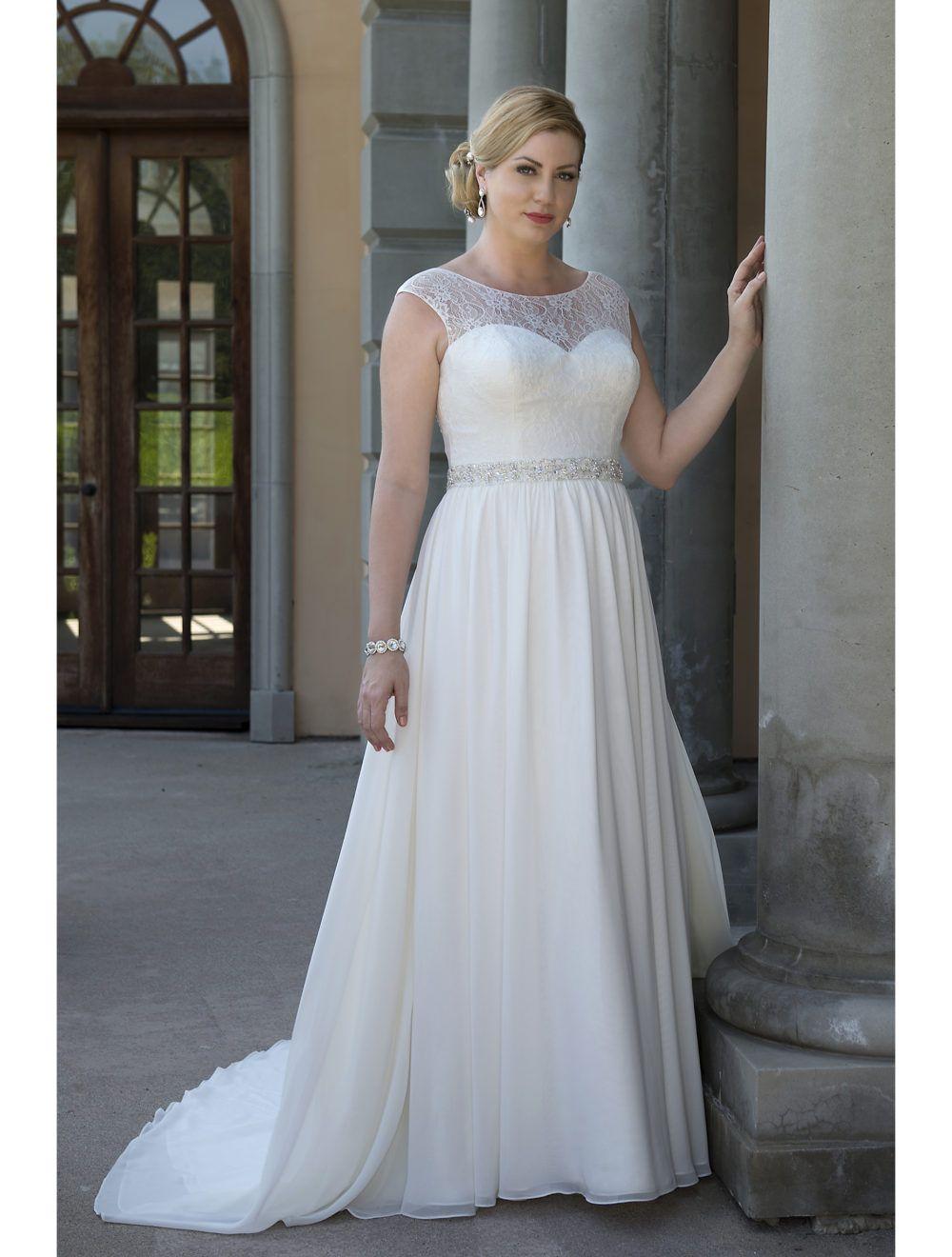 30++ Plus size wedding gowns under 1000 information