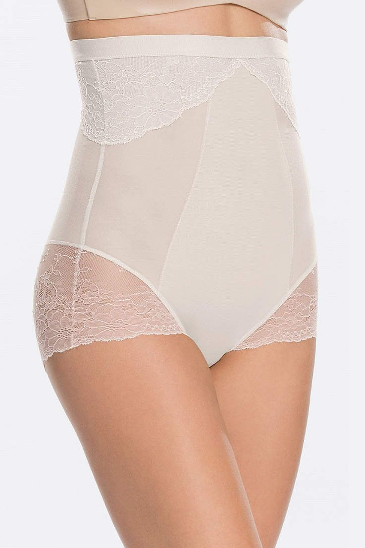 40f1486e34 View Spanx Spotlight On Lace High-Waisted Brief 10121R