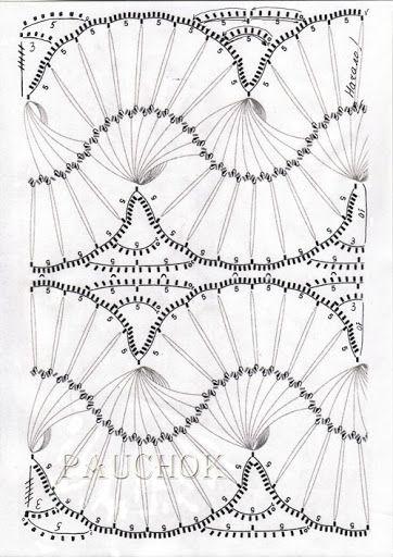 HAIRPIN LACE = MIÑARDI = CROCHET DE CAMPO - adorita3 - Picasa Web Albums