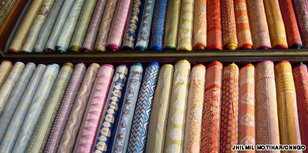 6 best sari shops in Mumbai | STUNNING SAREES | Sari shop