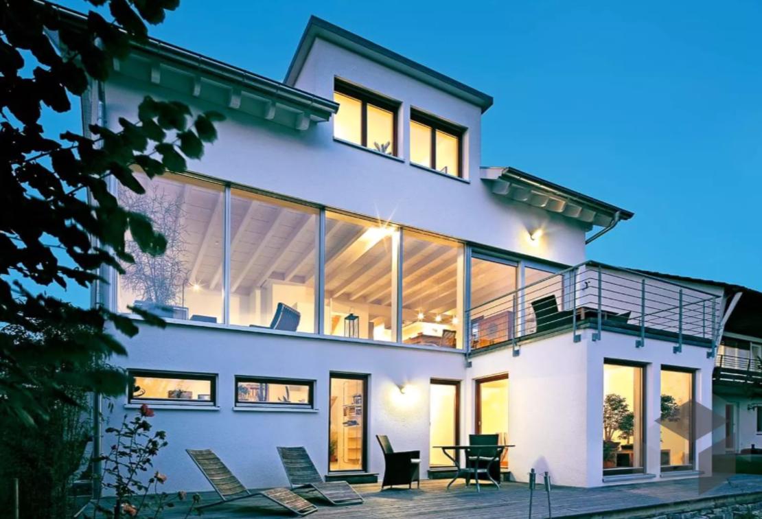 Modernes Architektenhaus von Beilharz | 195 m² Wohnfläche | 7,5 ...