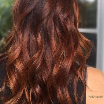 chevelure effet ombr hair auburn et roux flamboyant coiffures pinterest couleur cheveux. Black Bedroom Furniture Sets. Home Design Ideas