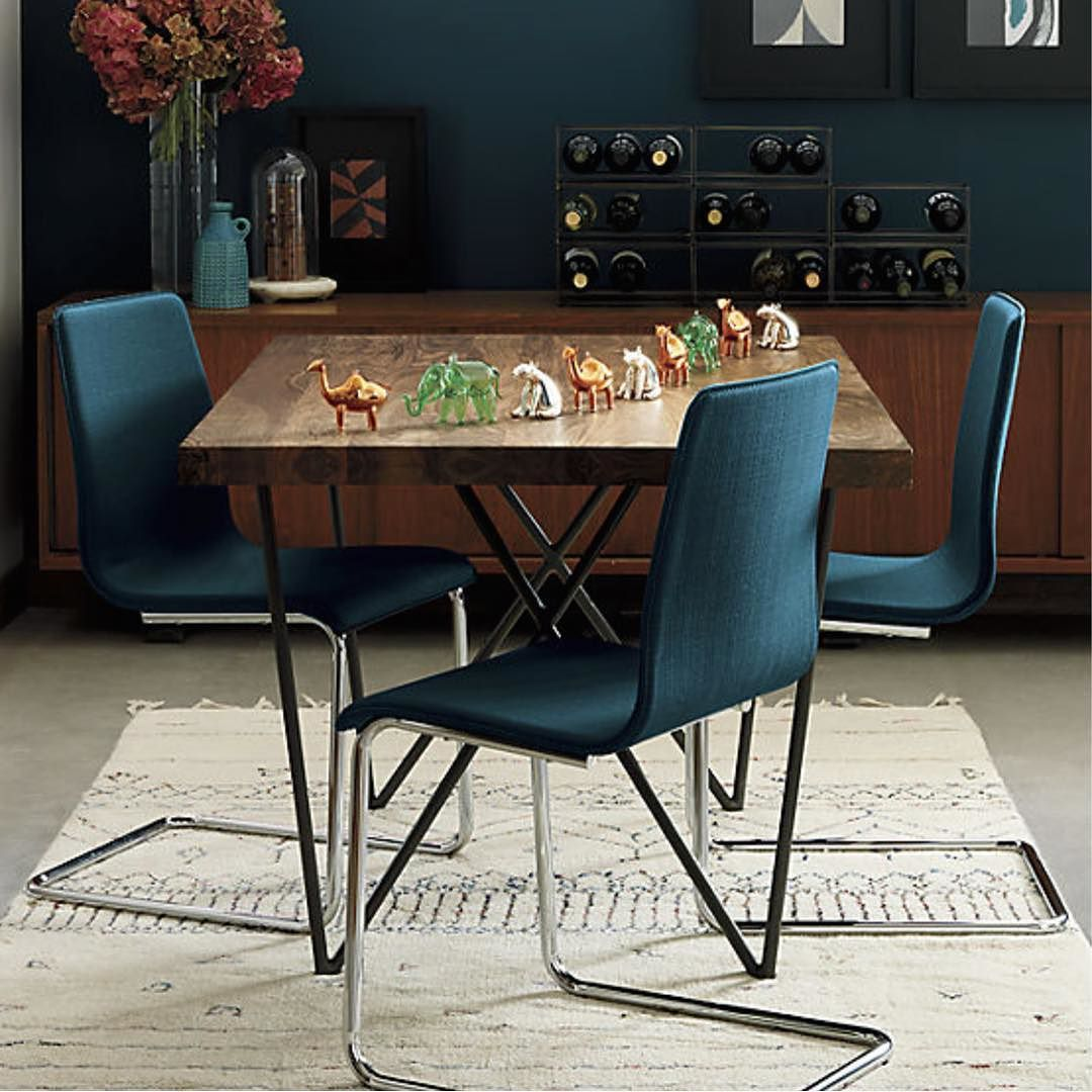 Dining room ornaments - Dylan Dining Table 53x36 Glass Camel Copper Ornament Azi Rug 5x8 Glass Polar Bear Silver