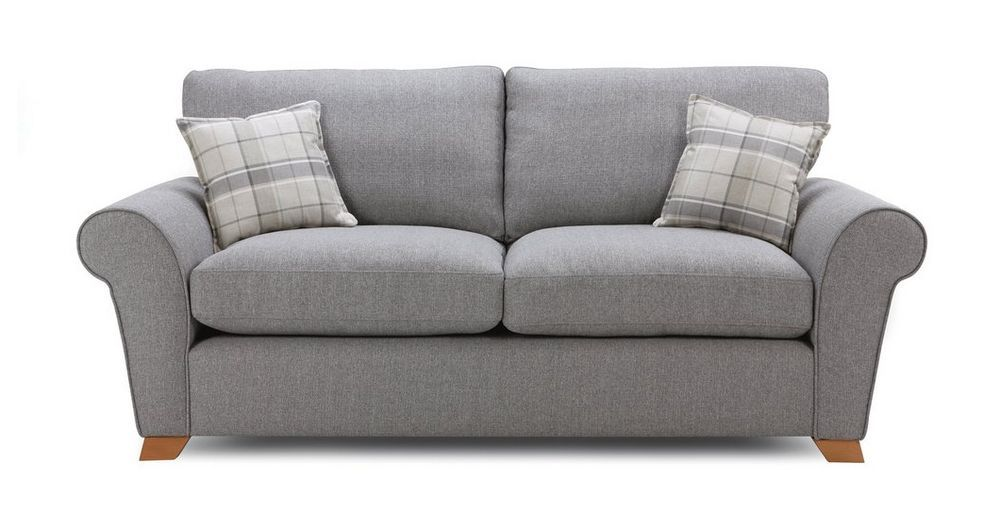 Owen Formal Back 3 Seater Deluxe Sofa Bed Dfs Dfs Sofa Bed Dfs Sofa Seater Sofa