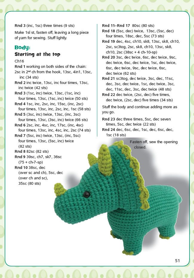 Welcome to Dover Publications | amigurumi | Pinterest | Rinocerontes ...