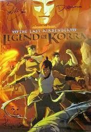 Avatar la leyenda de Korra