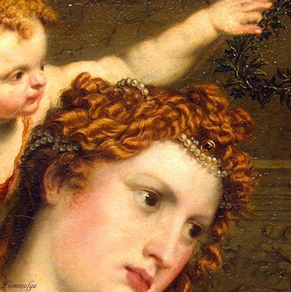 Paris Bordon: Venere, Flora, Marte e Cupido (Allegoria ...