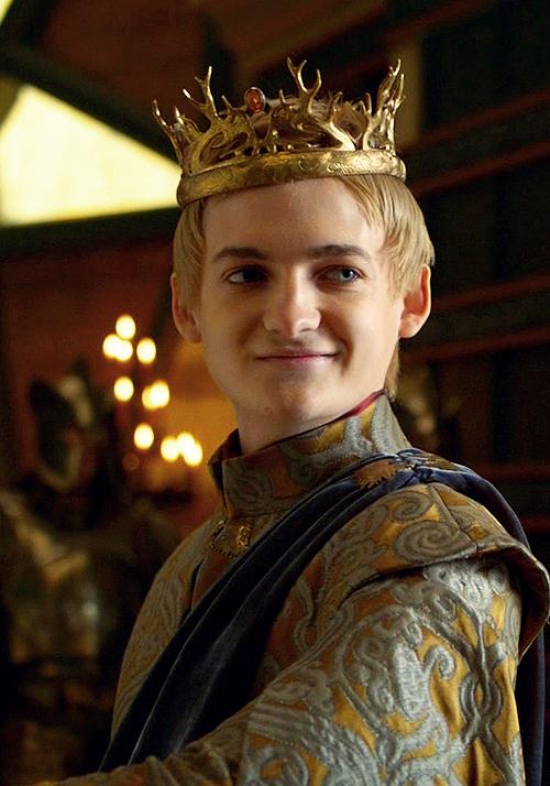 JOFFREY BARATHEON | Jack Gleeson | Game of Thrones ...