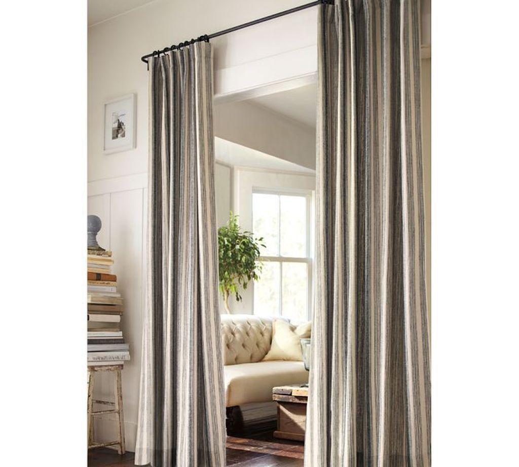 awesome diy closet door curtains ideas