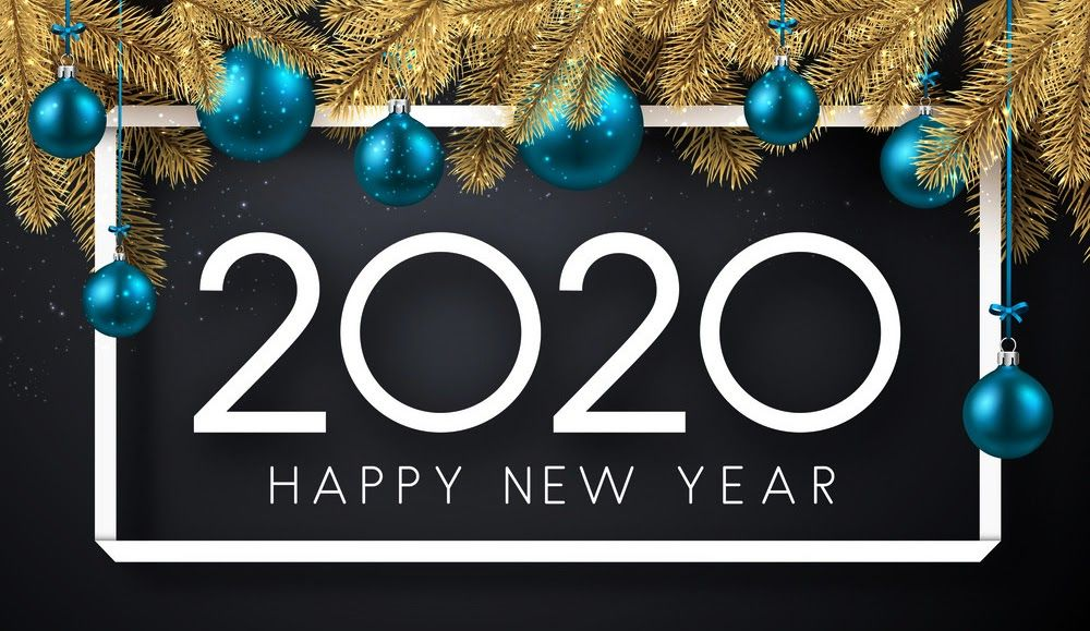 Most Beautiful Happy New Year 2020 Wallpapers Card Video In 2020 Happy New Year Pictures Happy New Year Greetings Happy New Year Images