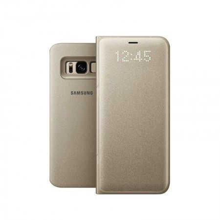 Samsung Galaxy S8 Led View Cover Galaxy S8 Samsung Galaxy Samsung