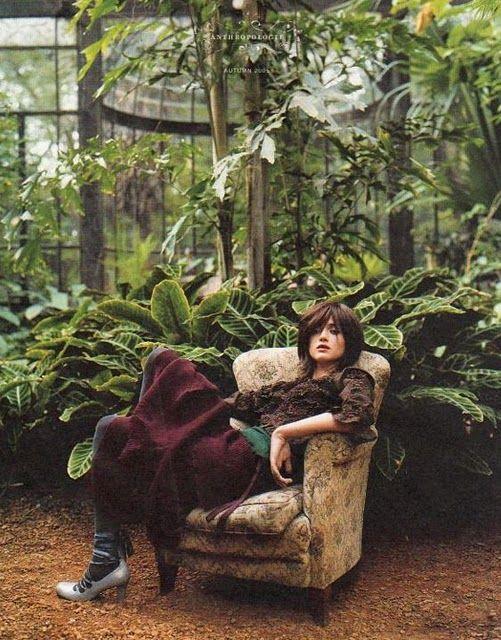 bohemian greenhouse