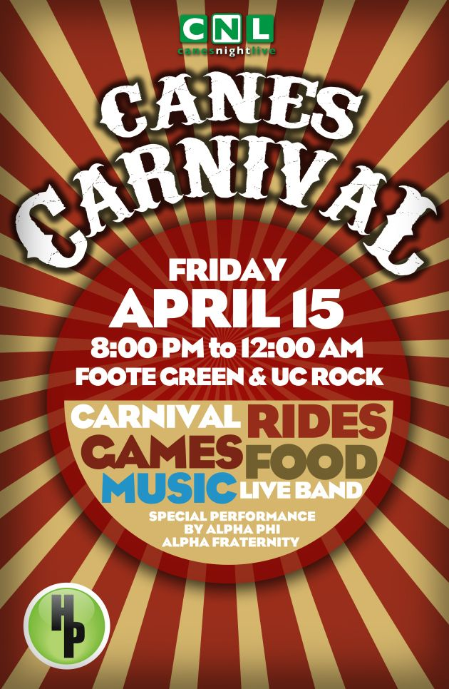 Canes Carnival Poster | Carnival | Pinterest