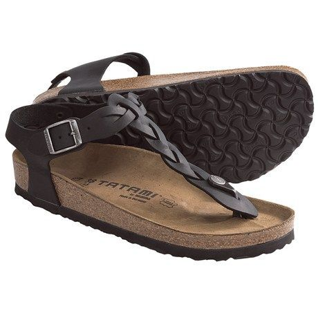 Birkenstock Tatami By Kairo Sandals Leather For Women