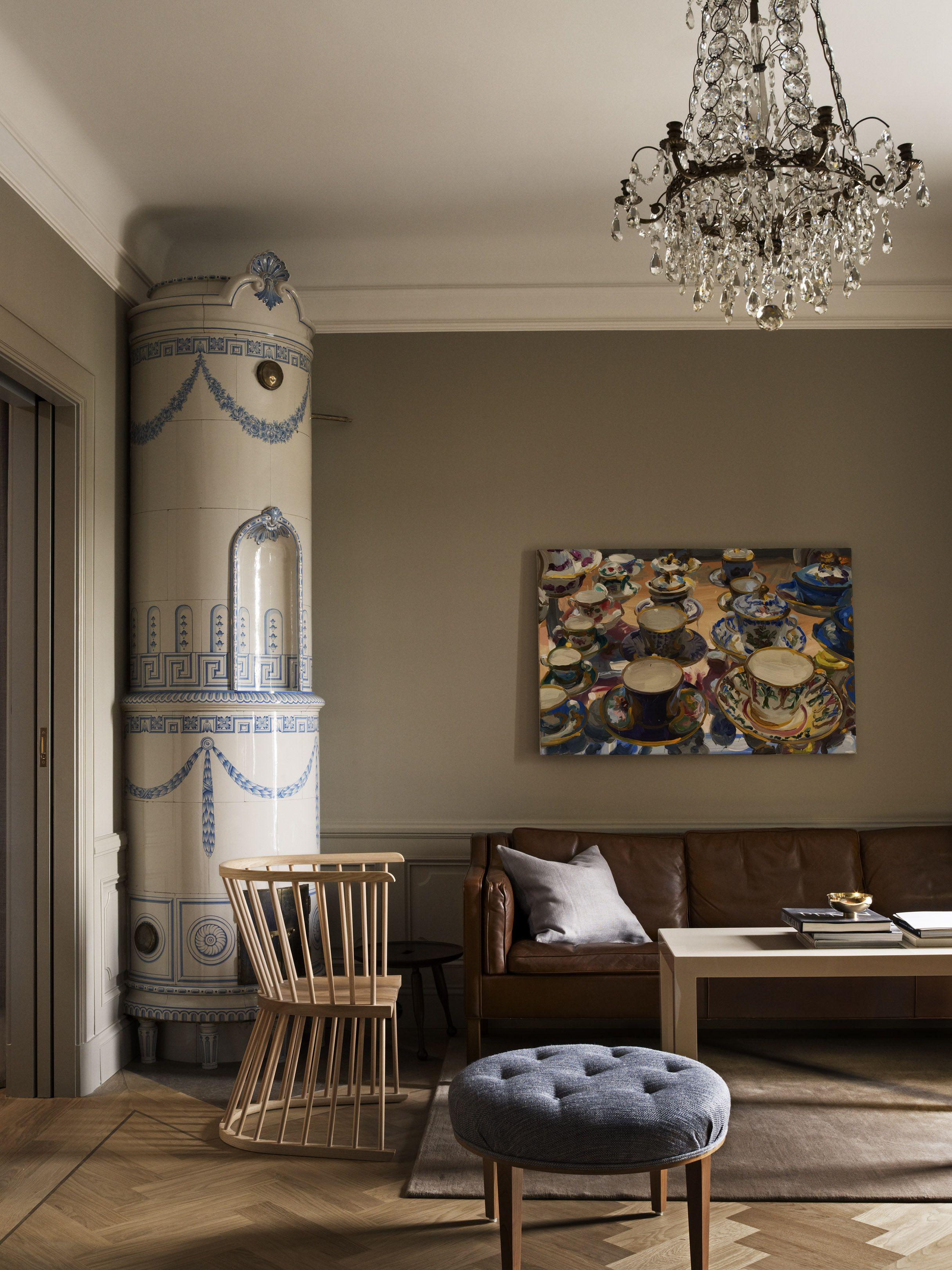 Ett hem stockholm designed by ilse crawford home