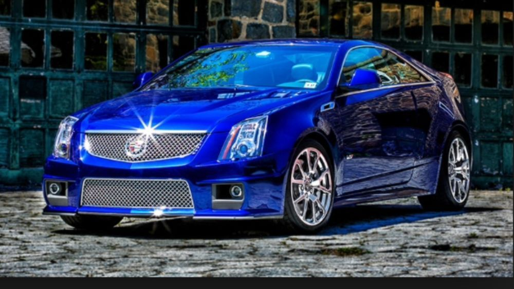 Cadillac Cts Cts Coupe V Body Kit One Of Kind Must Go Look Nice