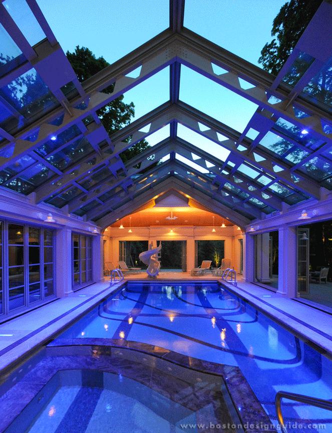 Heath Pool House Boston Design Guide Indoor Swimming Pool Design Luxury Pool Pool Houses