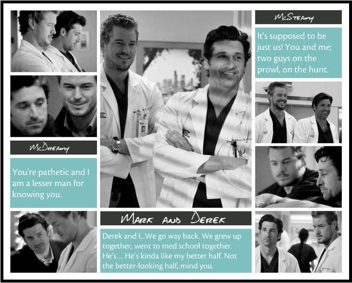Greys Anatomy Steamy Images Greys Anatomy Mcdreamy And Mcsteamy