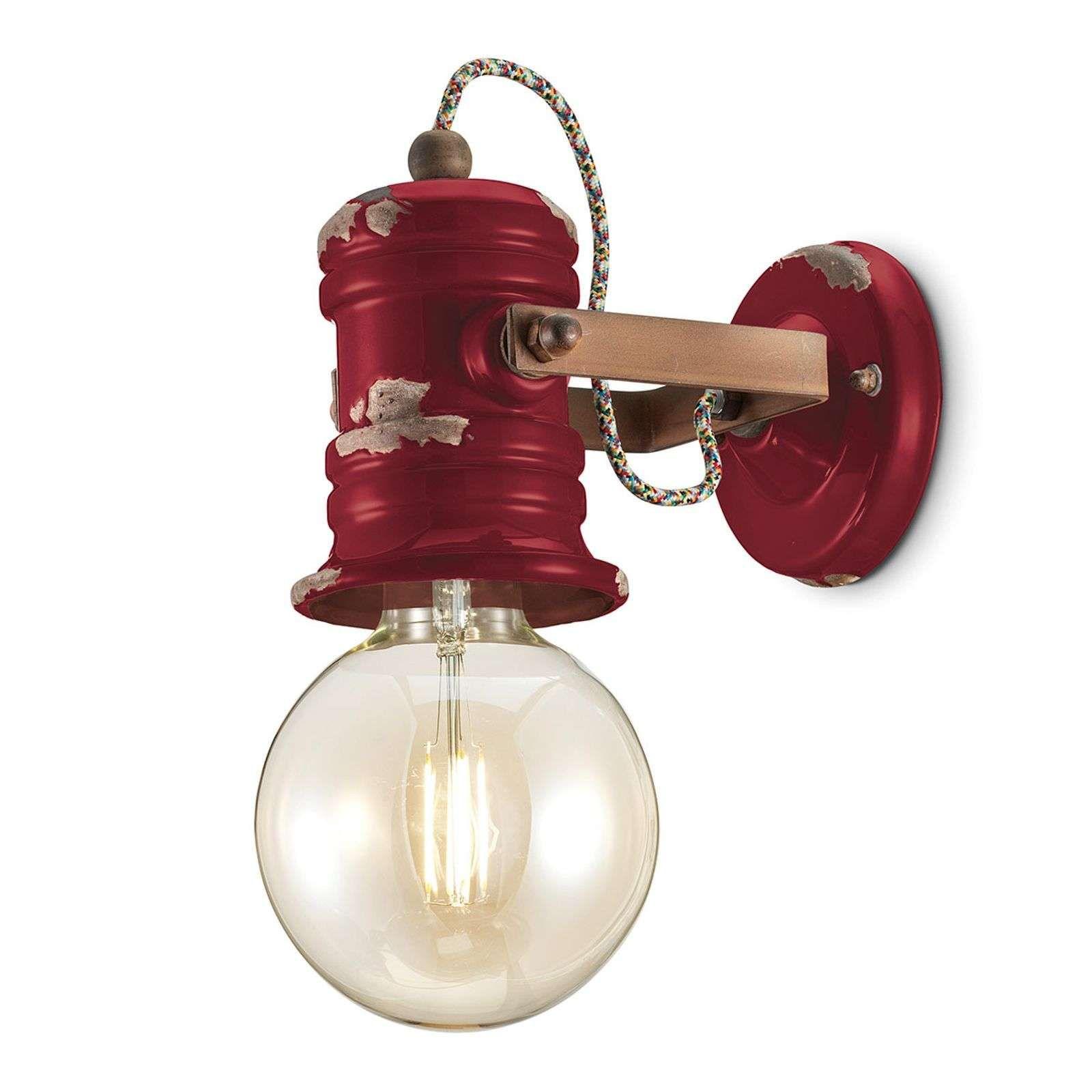 Applique C1843 Au Design Vintage Wandlamp Muurverlichting Vintage