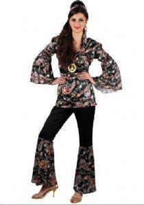 70\'s Peace Lovin\' Hippy Costume in 2019 | Holloween ideas | Hippy ...