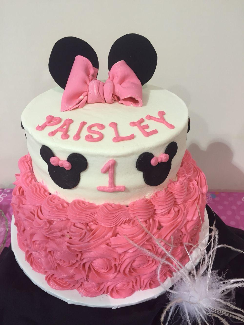Magnificent Minnie 1St Birthday Cake Minnie Birthday Party Minnie Birthday Funny Birthday Cards Online Inifofree Goldxyz