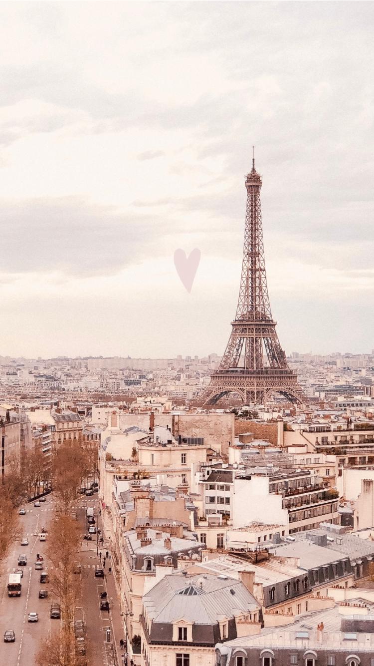 Pink Iphone Wallpaper In 2020 Iphone Wallpaper Girly Paris Wallpaper Pretty Wallpapers