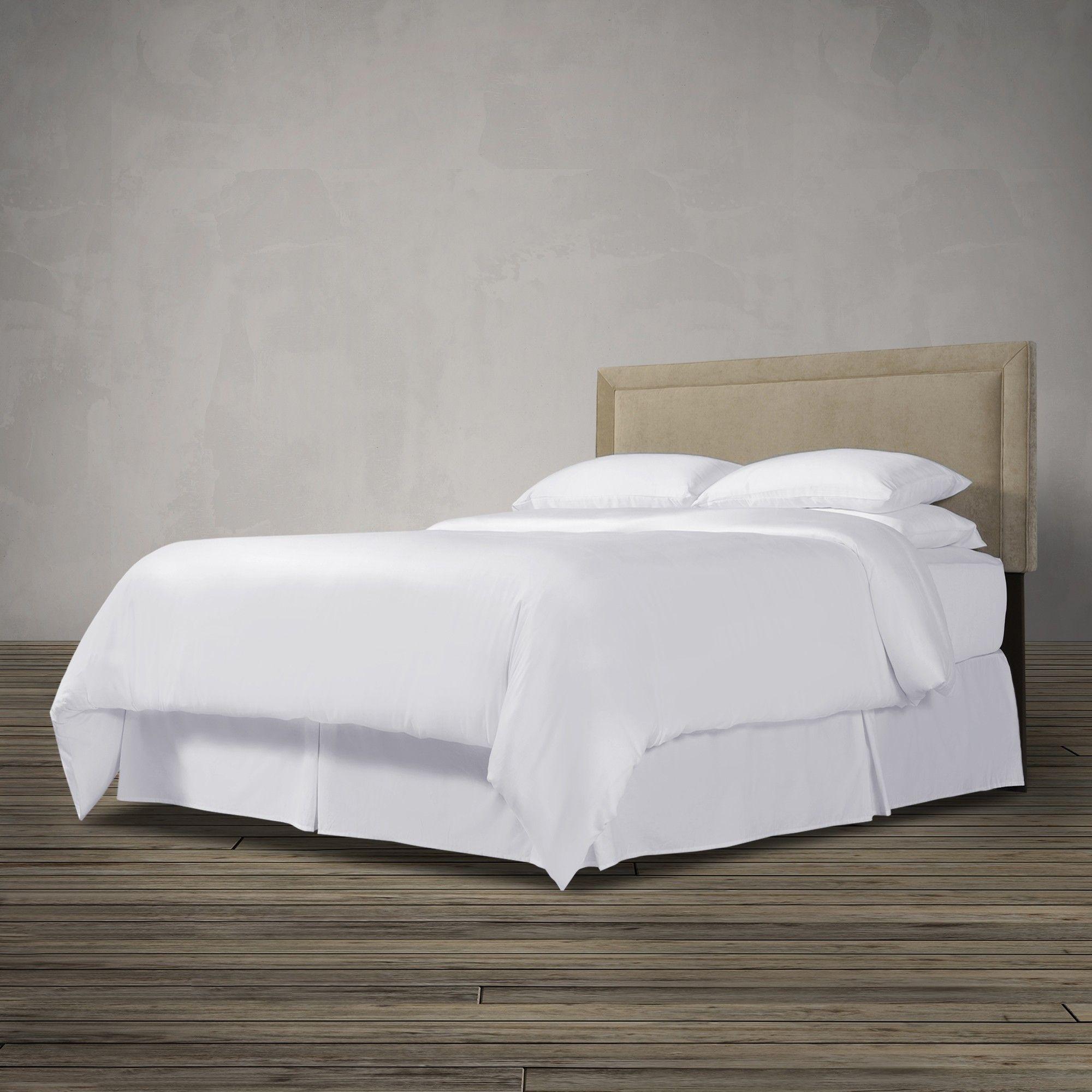 For A Sleek Timeless Bedroom Focal Point The Palma Headboard