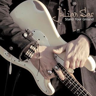 Music Blocks: Julian Sas - Stand Your Ground(2019) (LOSSLESS