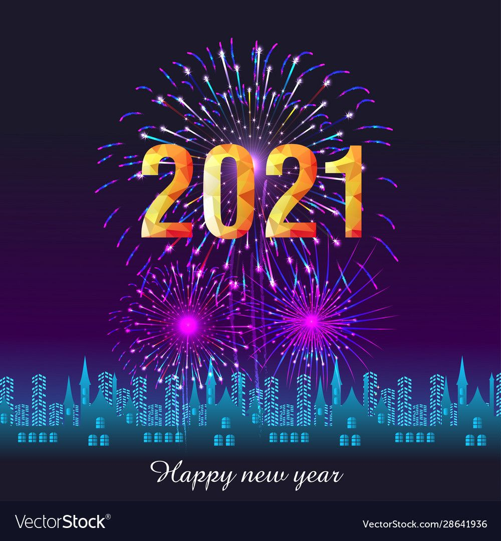 Happy New Year 2021 in 2020 Happy new year message