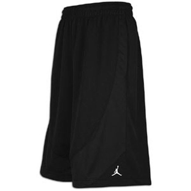 8d5b4cf0aec Air Jordan Nike Jumpman Revolution Mens Basketball Shorts Black #487856-010  #Jordan #Athletic