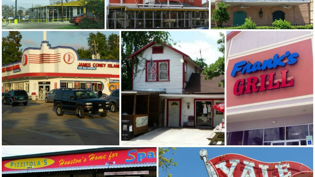 25 Classic Restaurants Every Houstonian Should Visit At