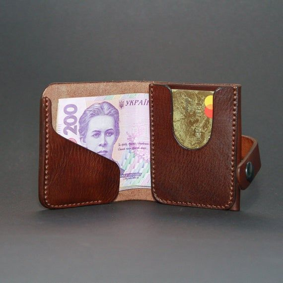 Minimalist wallet, Slim wallet, Leather wallet, Front pocket wallet, Wallet, Credit card wallet, Small wallet,