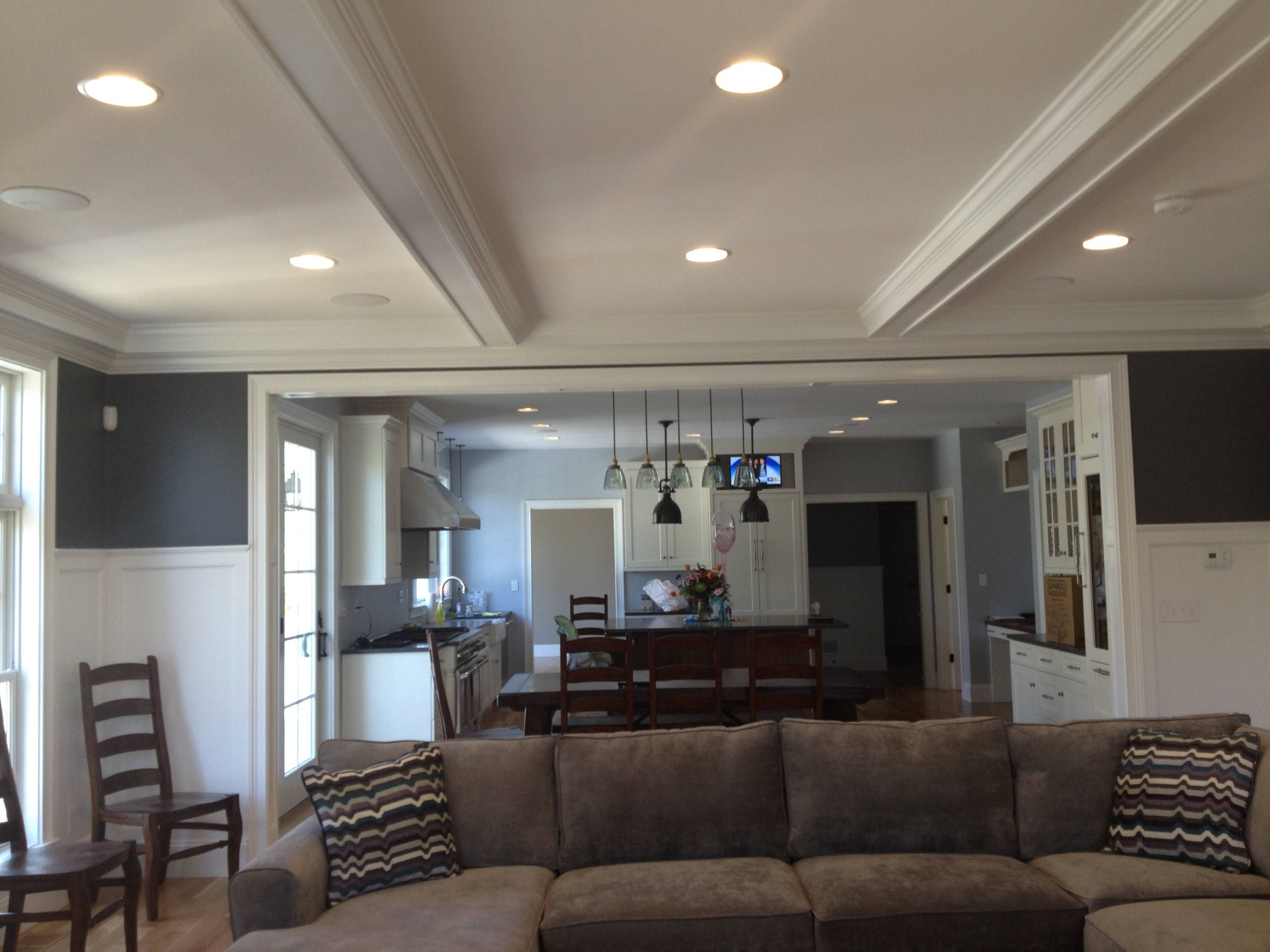 Family Room In Ceiling Speakers Family Room Ceiling Speakers House