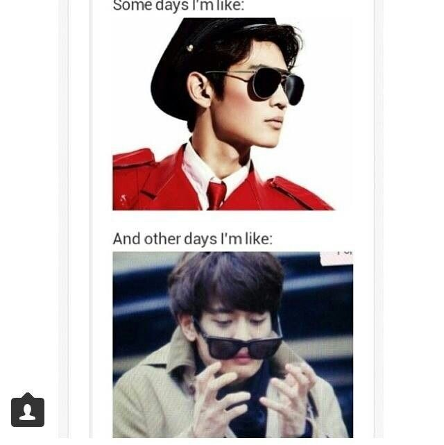Yeah...Minho might be catching Onew Condition....