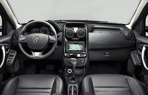 2018 dacia duster release date interior specs. Black Bedroom Furniture Sets. Home Design Ideas