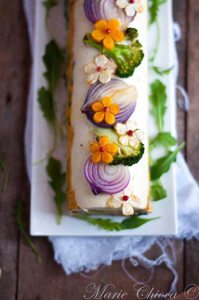 vous reprendrez bien un peu de b che avec votre dinde recettes no l repas noel vegetarien