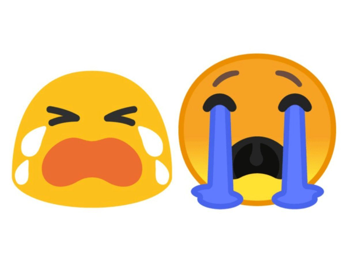 Google has redesigned its strange android blob emoji emoji and google has redesigned its strange android blob emoji biocorpaavc