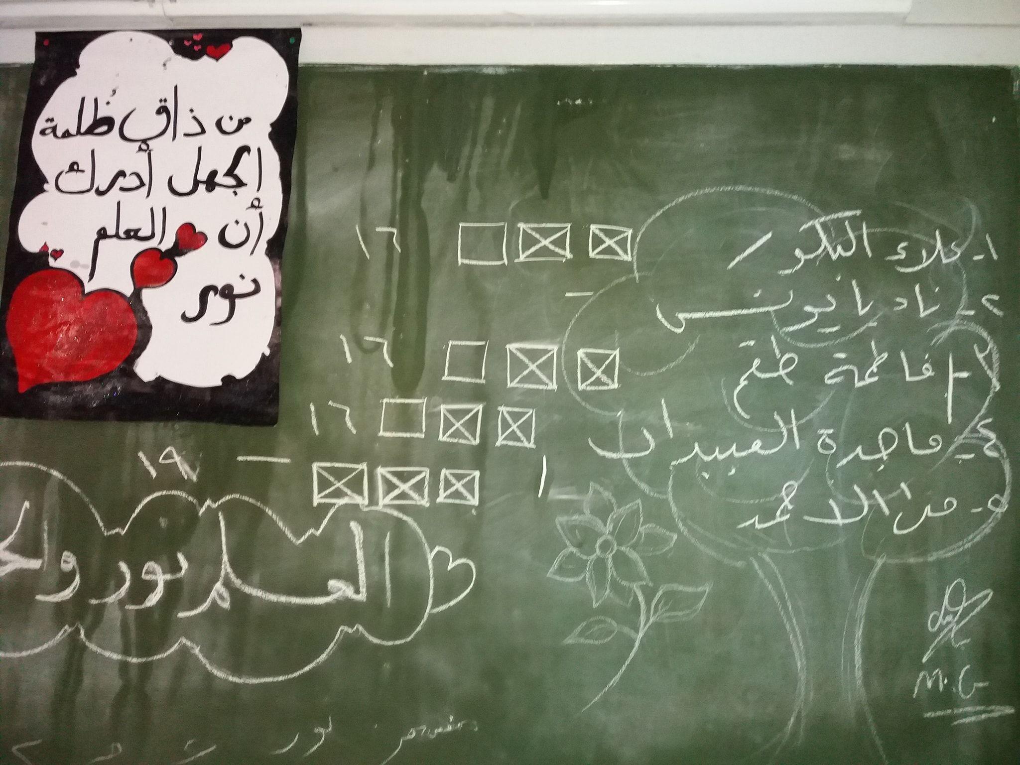 من ذاق ظلمة الجهل أدرك ان العلم نور مصطفى نور الدين Chalkboard Quote Art Art Quotes Chalkboard Quotes