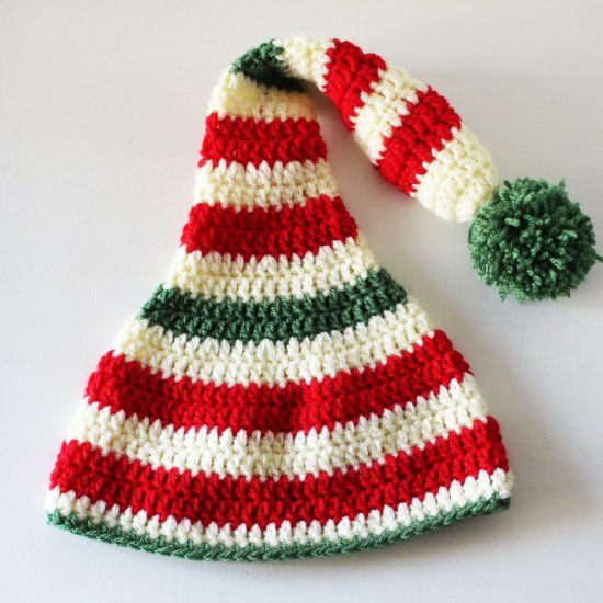 Become A Santas Helper This Year With This Easy To Follow Crochet