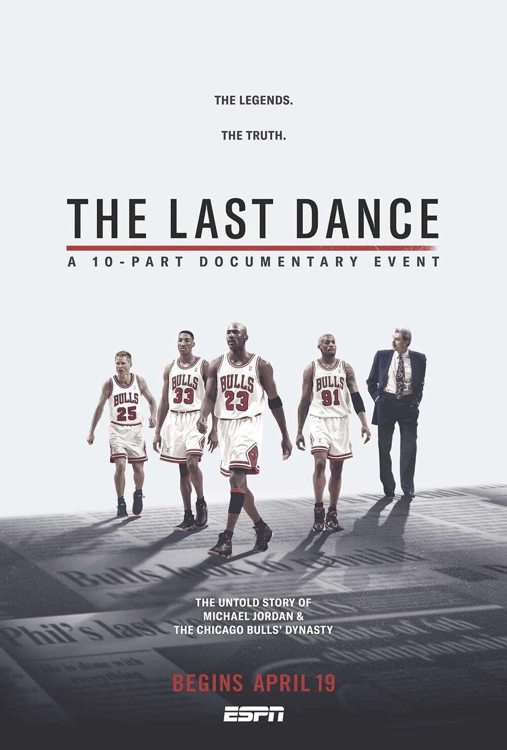 Thelastdance Michaeljordan Espn Espn Last Dance Kids Family Movies Netflix Documentaries