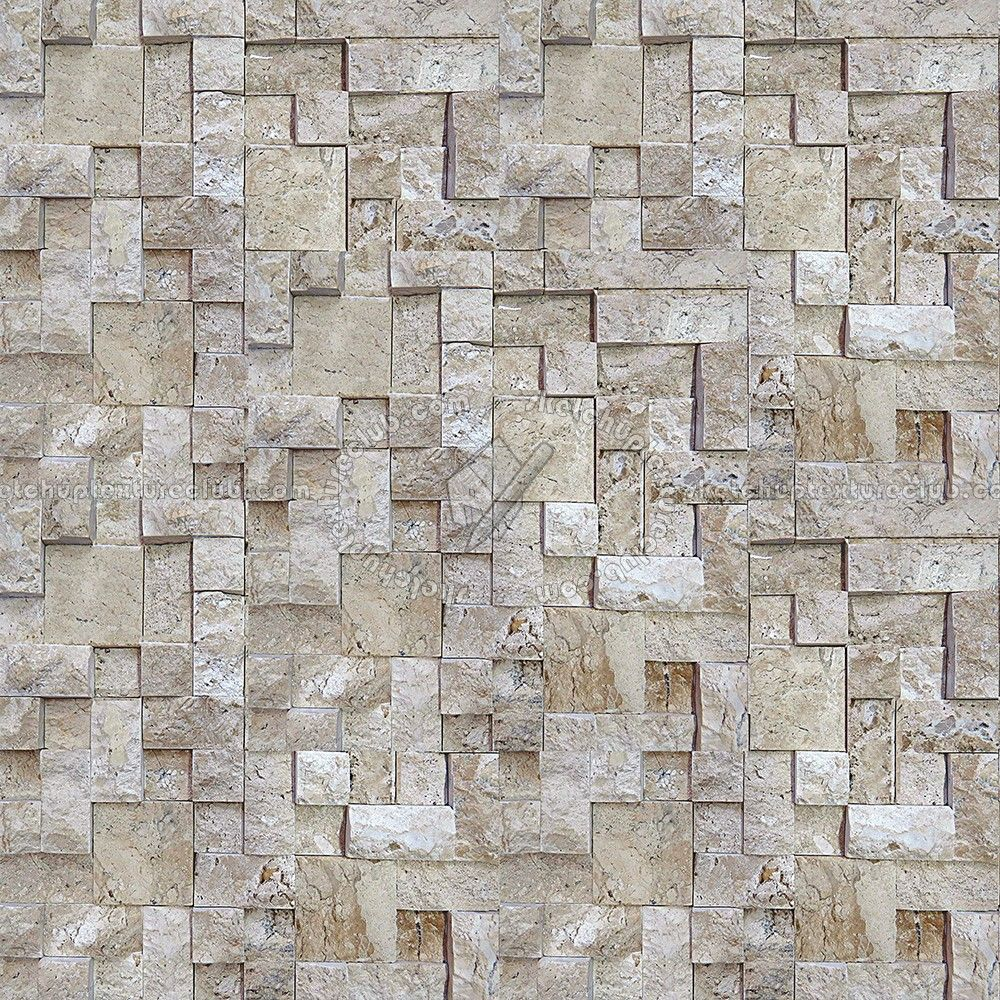 Cladding Stone Interior Walls Textures Seamless Tiles