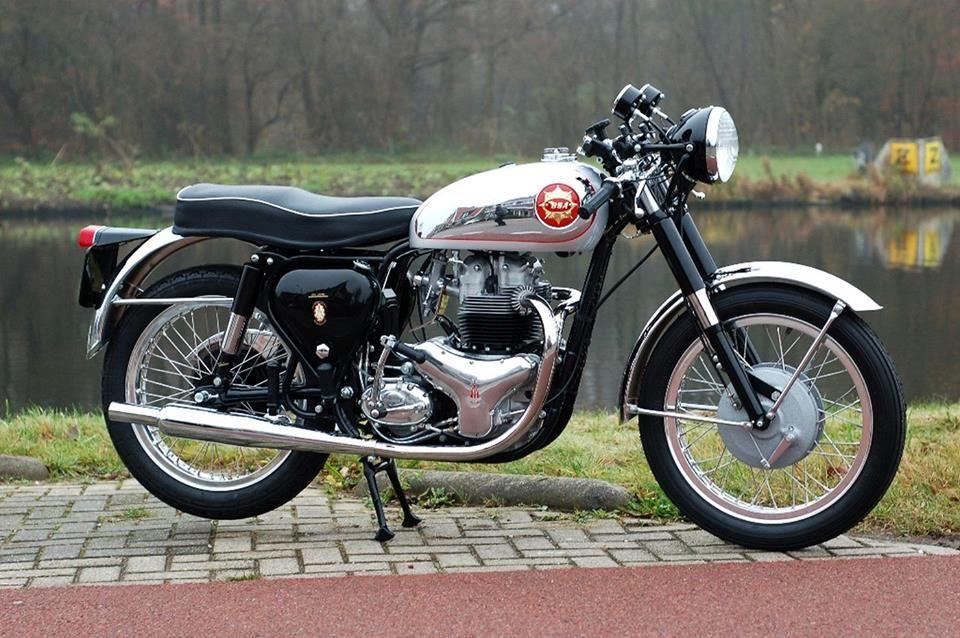 Bsa Rocket Gold Star Clubman Vintage Bikes Classic Motorcycles Classic Bikes