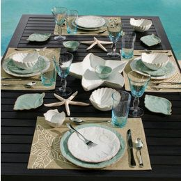 Cindy Crawford Oceanview Dinnerware Collection & Cindy Crawford Oceanview Dinnerware Collection | For the Home ...