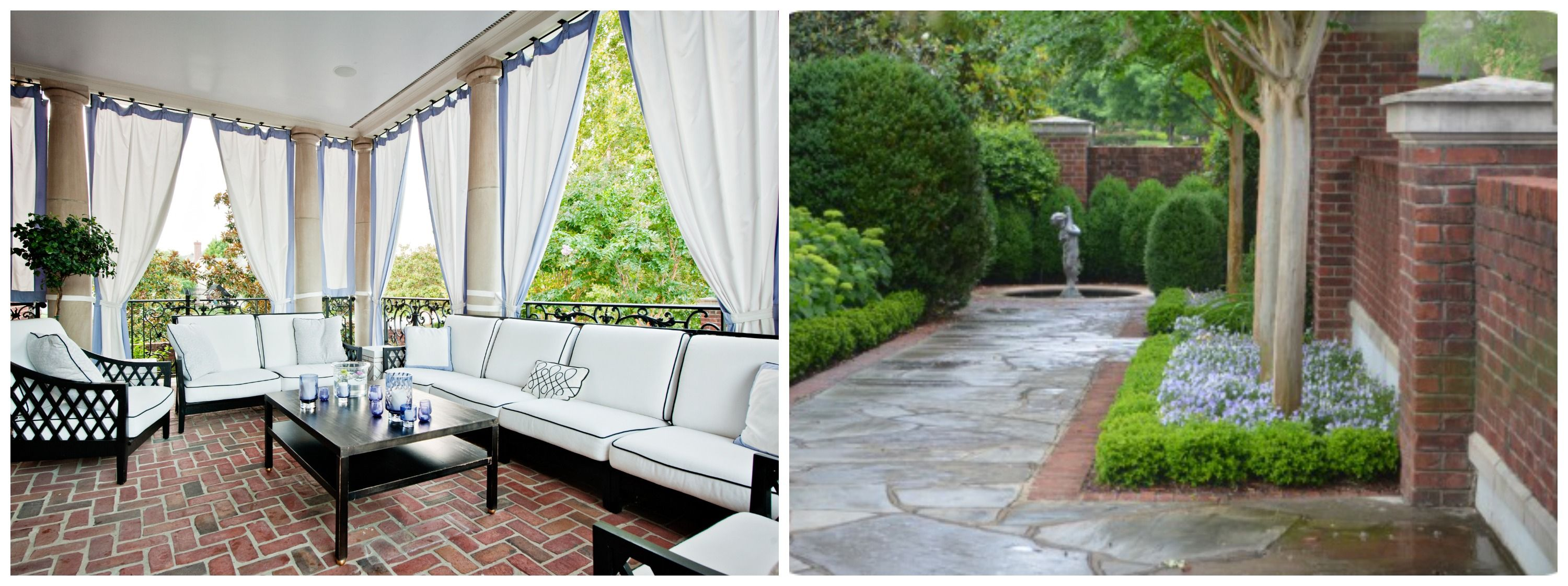 Pools, Porches, Patios And Pits: 11 Outdoor Spaces Youu0027ll Love!