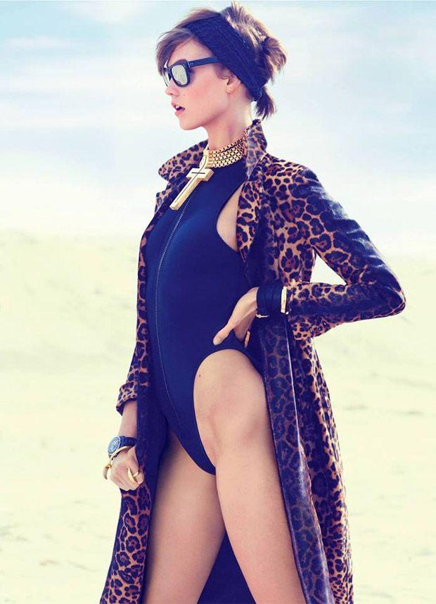 Karlie Kloss Vogue Turkey