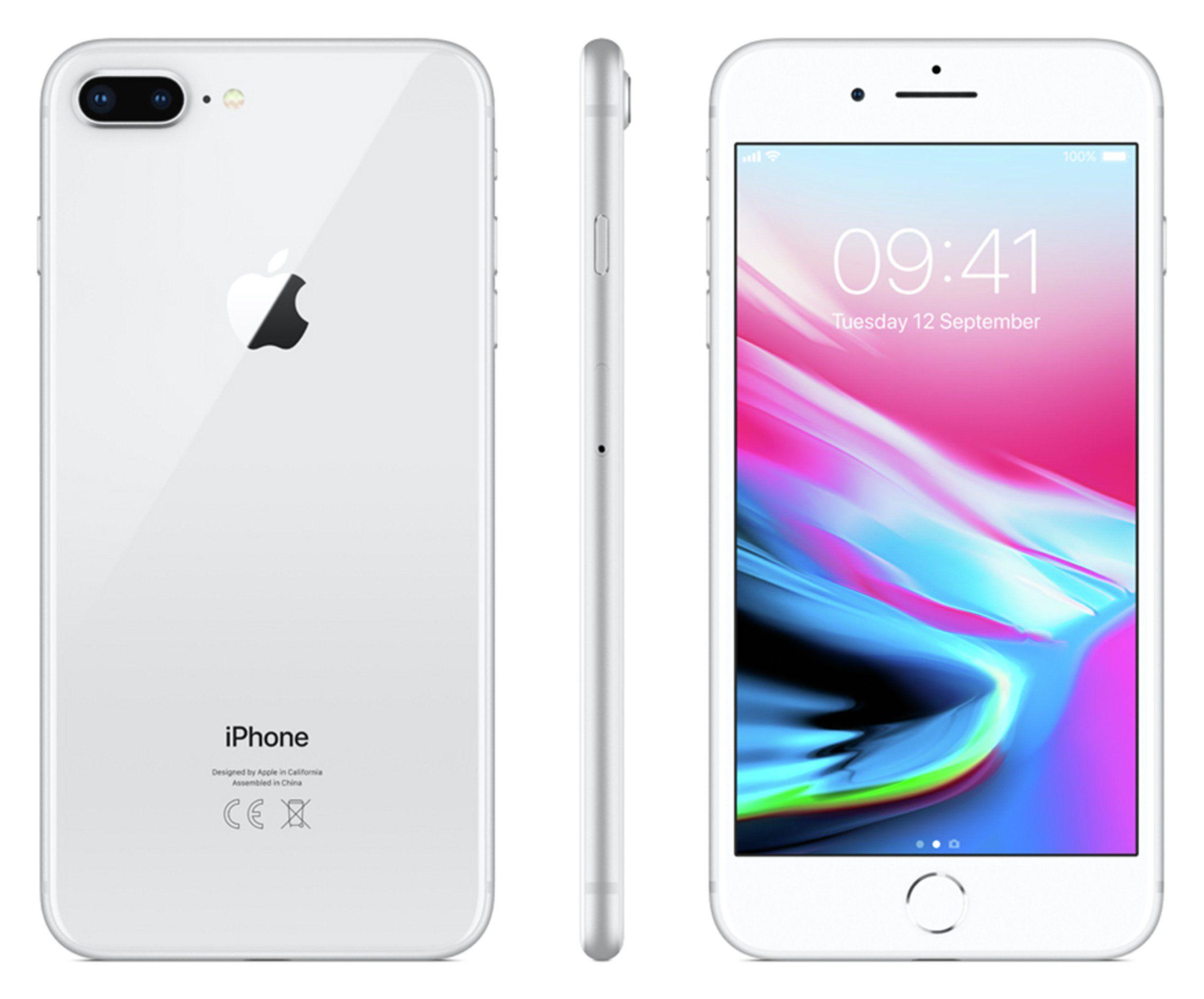 Buy Sim Free Iphone 8 Plus 256gb Mobile Phone Silver Sim Free Phones In 2020 Iphone Iphone 8 Plus T Mobile Phones